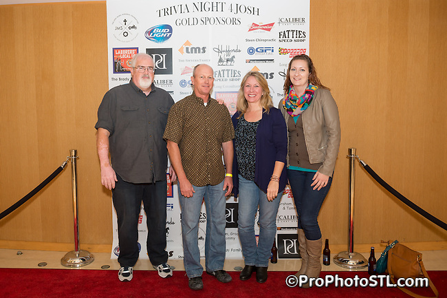 Trivia night 4 Josh at CBC High School in St. Louis, MO on Oct 18, 2014.