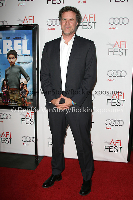 Will Ferrell attends the AFI Fest 2010 Centerpiece Gala Screening of Abel held at The Grauman's Chinese Theatre in Hollywood, California on November 07,2010                                                                               © 2010 Hollywood Press Agency