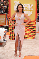 Nadia Forde<br /> arrives for the premiere of &quot;The Nice Guys&quot; at the Odeon Leicester Square, London.<br /> <br /> <br /> &copy;Ash Knotek  D3120  19/05/2016