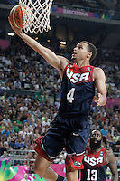 USA's Stephen Curry during 2014 FIBA Basketball World Cup Quarter-Finals match.September 9,2014.(ALTERPHOTOS/Acero)