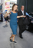 NEW YORK, NY-August 08: Paula Faris host at Good Morning America  in New York. NY August 08, 2016. Credit:RW/MediaPunch