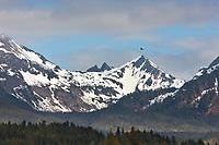 Chugach Mountans, Copper River Delta, southcentral, Alaska.