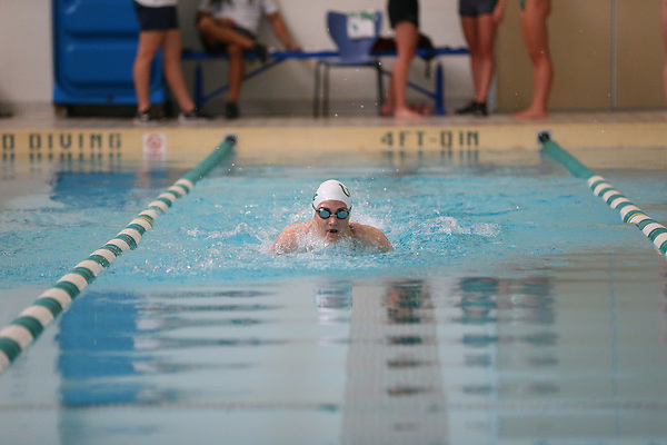DENTON TX - SEPTEMBER 21: Mean Green Swimming & Diving at Pohl Recreation Center in Denton September 21, 2017 in Denton, Texas. (Photo by Rick Yeatts)
