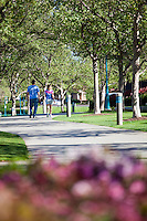 Exercising In Rancho Santa Margarita