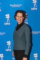 Amsterdam, november 2016, IDFA International Documentary Filmfestival Amsterdam. Premierewand IDFA in de Brakke Grond met: Bregtje van der Haak. Photo Nichon Glerum