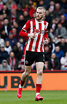 Oli McBurnie of Sheffield Utd during the Premier League match at Bramall Lane, Sheffield. Picture date: 7th March 2020. Picture credit should read: Simon Bellis/Sportimage