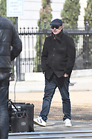 Matthew Vaughn (director)<br /> 'Kingsman: The Great Game' filming on location in Belgravia, London England on April 14, 2019<br /> CAP/IH<br /> &copy;Ivan Harris/Capital Pictures