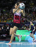 2016 Fast 5 Netball World Series<br /> Game 14<br /> Malawi v New Zealand<br /> <br /> Photo: Grant Treeby