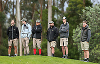 Remuera Ground staff. New Zealand Amateur Golf Championship, Remuera Gold Club, Auckland, New Zealand. Thursday 31  October 2019. Photo: Simon Watts/www.bwmedia.co.nz/NZGolf