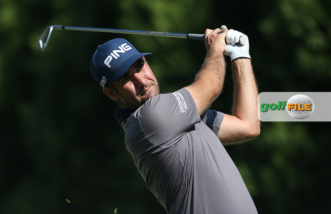 Oliver Farr (WAL) plays down the 5th during Round Three of the Tshwane Open 2015 at the Pretoria Country Club, Waterkloof, Pretoria, South Africa. Picture:  David Lloyd / www.golffile.ie. 14/03/2015
