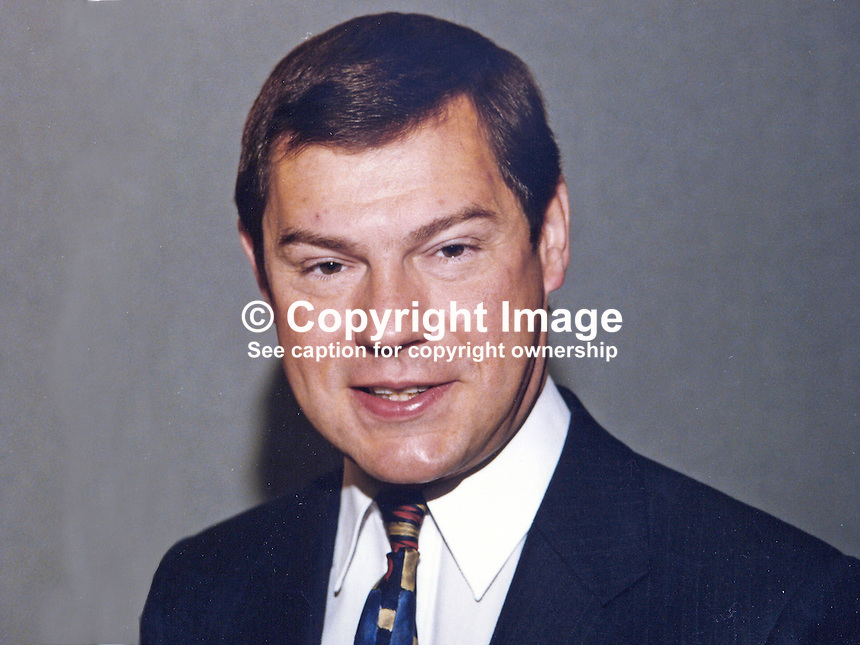 Nigel Griffiths, MP, Labour Party, Britain, UK, 19971023NG..Copyright Image from Victor Patterson, 54 Dorchester Park, Belfast, UK, BT9 6RJ..Tel: +44 28 9066 1296.Mob: +44 7802 353836.Voicemail +44 20 8816 7153.Skype: victorpattersonbelfast.Email: victorpatterson@mac.com.Email: victorpatterson@ireland.com (back-up)..IMPORTANT: If you wish to use this image or any other of my images please go to www.victorpatterson.com and click on the Terms & Conditions. Then contact me by email or phone with the reference number(s) of the image(s) concerned.