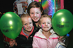 Shannon Reynolds with Aoife and Olivia Kavanagh at the Drogheda Leisure Park Fun Day...Photo NEWSFILE/Jenny Matthews.(Photo credit should read Jenny Matthews/NEWSFILE)....This Picture has been sent you under the condtions enclosed by:.Newsfile Ltd..The Studio,.Millmount Abbey,.Drogheda,.Co Meath..Ireland..Tel: +353(0)41-9871240.Fax: +353(0)41-9871260.GSM: +353(0)86-2500958.email: pictures@newsfile.ie.www.newsfile.ie.FTP: 193.120.102.198.