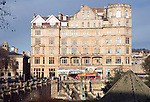 Empire hotel building, Bath, England
