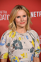Kristen Bell at the SAG-AFTRA Foundation's Patron of the Artists Awards at the Wallis Annenberg Center for the Performing Arts. Beverly Hills, USA 09 November  2017<br /> Picture: Paul Smith/Featureflash/SilverHub 0208 004 5359 sales@silverhubmedia.com