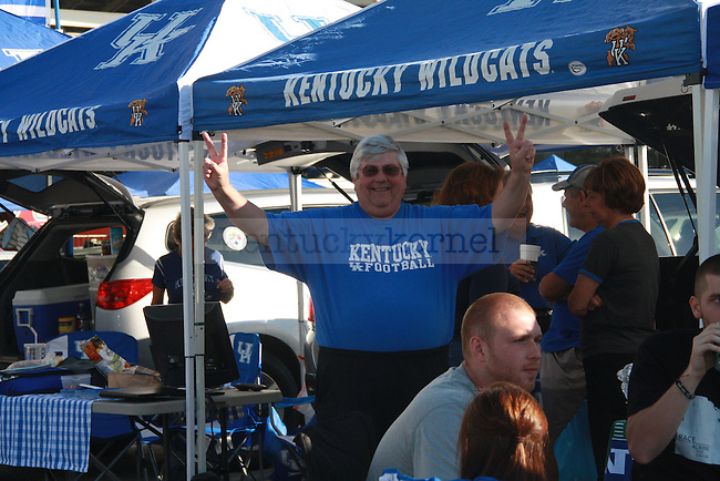at the UK vs. Kent State Tailgate at Commonwealth Stadium on Saturday, September 8, 2012, in Lexington, Ky. Photo by Kalyn Bradford | Staff