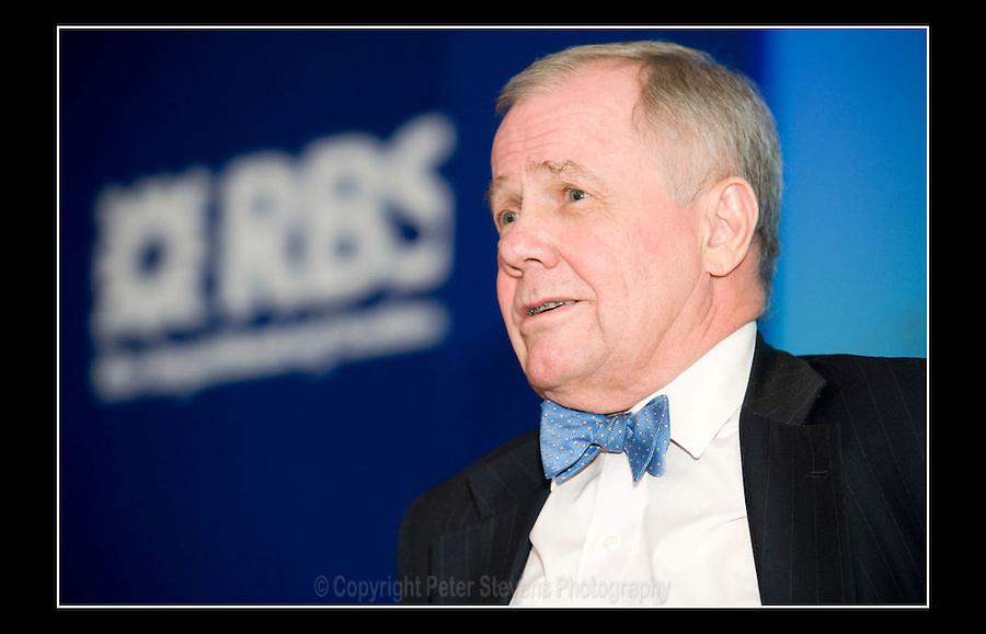 Jim Rogers - RBS Covered Warrants Product Launch - Vinopolis, London - 24th October 2008