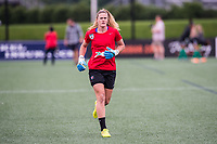 Boston, MA - Friday July 07, 2017: Alyssa Naeher during a regular season National Women's Soccer League (NWSL) match between the Boston Breakers and the Chicago Red Stars at Jordan Field.