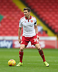 Sheffield United's Dean Hammond - Sheffield United vs Coventry City - SkyBet League One - Bramall Lane - Sheffield - 13/12/2015 Pic Philip Oldham/SportImage