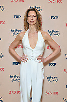 "NEW YORK - MARCH 4: Alysia Reiner attends the season 4 premiere of FX's ""Better Things"" at the Whitby Hotel on March 4, 2020 in New York City. (Photo by Anthony Behar/FX Networks/PictureGroup)"