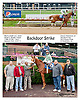 Backdoor Strike winning at Delaware Park on 10/9/13