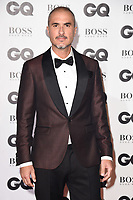LONDON, UK. September 05, 2018: Alex Zane at the GQ Men of the Year Awards 2018 at the Tate Modern, London