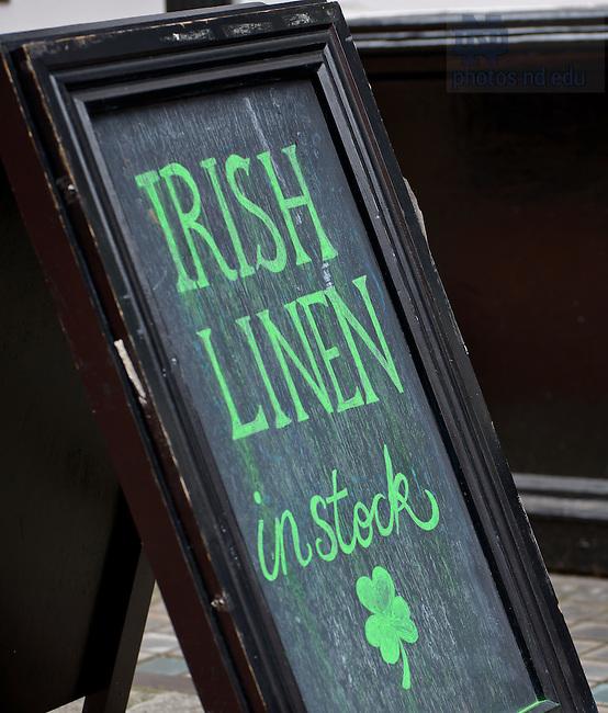 Dublin..Photo by Matt Cashore/University of Notre Dame