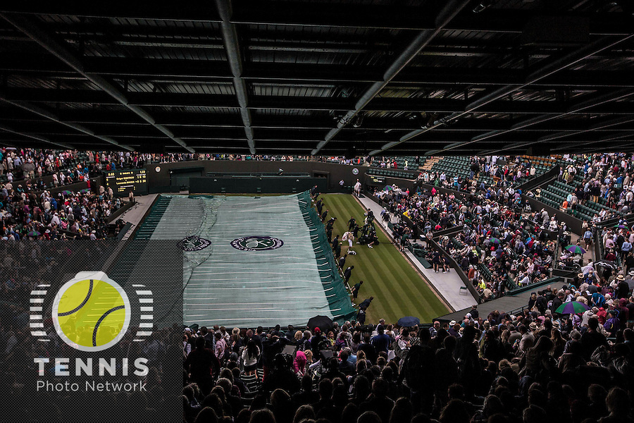 AMBIENCE<br /> <br /> The Championships Wimbledon 2014 - The All England Lawn Tennis Club -  London - UK -  ATP - ITF - WTA-2014  - Grand Slam - Great Britain -  30th June 2014. <br /> <br /> &copy; Tennis Photo Network