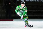Stockholm 2015-01-16 Bandy Elitserien Hammarby IF - IFK Kung&auml;lv :  <br /> Hammarbys Adam Gilljam i aktion under matchen mellan Hammarby IF och IFK Kung&auml;lv <br /> (Foto: Kenta J&ouml;nsson) Nyckelord:  Elitserien Bandy Zinkensdamms IP Zinkensdamm Zinken Hammarby Bajen HIF IFK Kung&auml;lv portr&auml;tt portrait