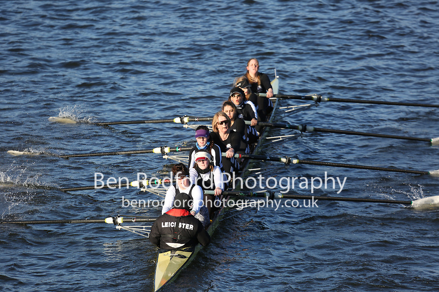 Crew: 36   Leicester Rowing Club   LER-CROUCH   W.8+ Band 3<br /> <br /> Head of the Trent 2018<br /> Division 3<br /> <br /> To purchase this photo, or to see pricing information for Prints and Downloads, click the blue 'Add to Cart' button at the top-right of the page.