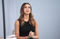 NEW YORK, NY - OCTOBER 22: Jessica Alba attends Martha Stewart's American Made Summit on October 22, 2016 in New York City. Credit: Diego Corredor/Media Punch