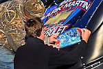 Feb 10, 2010; 4:56:07 PM; Barberville, FL., USA; The UNOH sponsored event running the 39th Annual DIRTCar Nationals at Volusia Speedway Park.  Mandatory Credit: (thesportswire.net)
