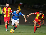 Jason Holt gets away from Ryan Edwards