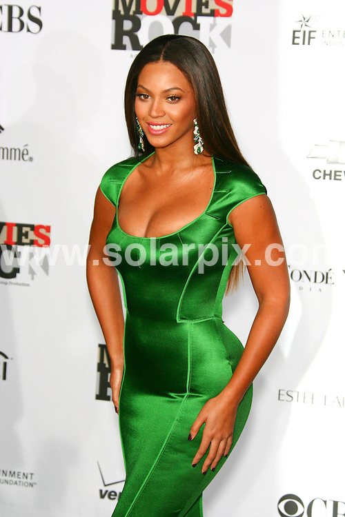 **ALL ROUND PICTURES FROM SOLARPIX.COM**.**SYNDICATION RIGHTS FOR UK AND SPAIN ONLY**.The Nast Media Group Presents 2007 Movie Rocks at the Kodak Theater in Hollywood California in the USA..This pic:Beyonce.JOB REF:5442-CPR        DATE:02_12_07.**MUST CREDIT SOLARPIX.COM OR DOUBLE FEE WILL BE CHARGED* *UNDER NO CIRCUMSTANCES IS THIS IMAGE TO BE REPRODUCED FOR ANY ONLINE EDITION WITHOUT PRIOR PERMISSION*