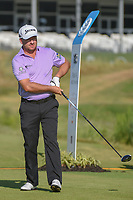 Graeme McDowell (NIR) watches his tee shot on 13 during round 2 of the AT&amp;T Byron Nelson, Trinity Forest Golf Club, at Dallas, Texas, USA. 5/18/2018.<br /> Picture: Golffile | Ken Murray<br /> <br /> <br /> All photo usage must carry mandatory copyright credit (&copy; Golffile | Ken Murray)