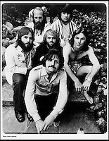 BNPS.co.uk (01202 558833).Pic: FameBureau/BNPS..Annie Leibovitz photograph of the Beach Boys...Get me Wonga.....A 'lost' archive of original music manuscripts, contracts and pictures of the Beach Boys has emerged for sale for nearly seven million pounds...The vast collection, that spans the first 20 years of the band's hugely successful career and consists of thousands of documents, was found forgotten in a storage unit...The treasure trove includes the sheet music for the Beach Boys' classic hits like 'God Only Knows', 'Good Vibrations' and 'Fun, Fun, Fun.'..It also includes handwritten lyrucs, recording contracts and copyright certificates signed by Brian Wilson and Mike Love, musical arrangements, royalty cheques and personal letters...And there are more than 60 behind-the-scenes photos of the hugely successful American rock band, many of them never seen before..