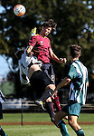 1st XI football, Kings College v Pakuranga College. Kings College, Auckland, New Zealand. Saturday 7 May 2016. Photo: Simon Watts/www.bwmedia.co.nz
