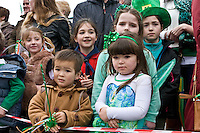 North Quay<br /> St Patricks Day Parade route from George Street through Fair Street Peter Street Shop Street and ending some where down along the North Quay