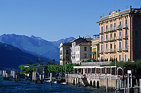 "Europe/Italie/Lac de Come/Lombardie/Bellagio : Hôtel ""Metropole"""