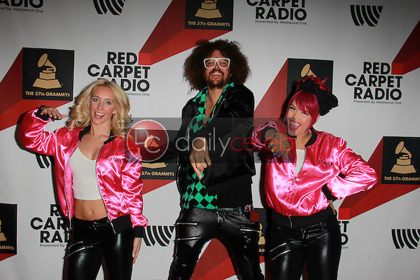Redfoo<br />