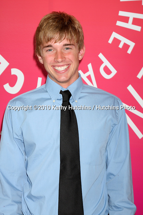 Chandler Massey.arriving at the Ken Corday Days of Our Lives Book Launch Party.Paley Center for Media.Beverly Hills, CA.April 29, 2010.©2010 Kathy Hutchins / Hutchins Photo...