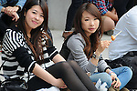 Kaohsiung, MegaPort Music Festival -- Fans enjoying the performance of MATZKA at the festival.