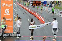 RIO DE JANEIRO-08/07/2012-Pamela Chey, segunda colocada na Maratona Caixa da Cidade do Rio de Janeiro, realizada no Aterro do Flamengo, zona sul do Rio.FOTO: Marcelo Fonseca-Brazil Photo Press