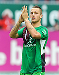 14.05.2011, Fritz-Walter Stadion, Kaiserslautern, GER, 1. FBL, 1.FC Kaiserslautern vs Werder Bremen, im Bild Marko Arnautovic (Bremen #7), Foto © nph / Roth