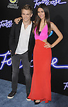 "WESTWOOD, CA - OCTOBER 03: Hunter Hayes and Victoria Justice attend the ""Footloose"" Los Angeles Premiere at Regency Village Theatre on October 3, 2011 in Westwood, California."