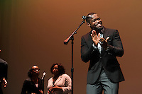 Mississippi State's Holmes Cultural Diversity Center welcomed &quot;America's Got Talent&quot; performer Travis Pratt to campus Wednesday [Feb. 3] for a performance in historic Lee Hall's Bettersworth Auditorium. As a black male opera singer, Pratt challenges the perception concerning the norms of black music. The event also included a special performance by the MSU Black Voices Gospel Choir. &quot;A Night with Travis Pratt,&quot; is one of many MSU-sponsored Black History Month events focused on the theme, &quot;Changing the Narrative.&quot;<br />
