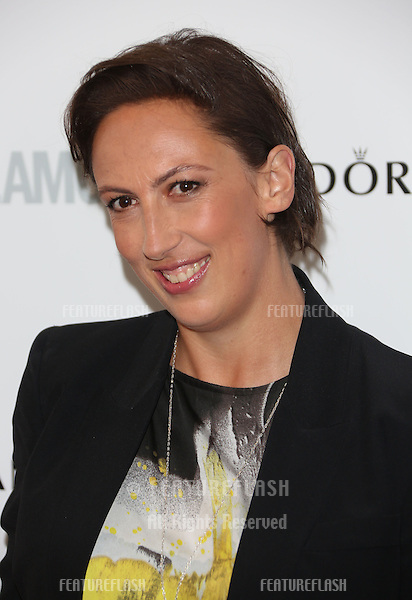 Miranda Hart arriving for the 013 Glamour Women of The Year Awards, Berkeley Square, London. Picture by: Henry Harris / Featureflash