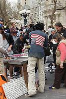 OWS @UnionSquarePark 3/23/12