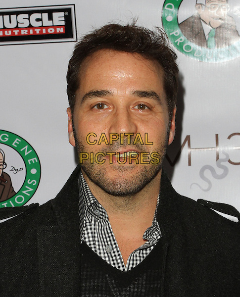 JEREMY PIVEN.MyLife MyPower Presents 'Breaking the Bullying Cycle' held at The SLS Hotel, West Hollywood, CA, USA.  .November 30th, 2010.headshot portrait black check gingham stubble facial hair .CAP/ADM/KB.©Kevan Brooks/AdMedia/Capital Pictures.