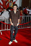 "LOS ANGELES, CA. - October 16: Actor Bubba Lewis arrives at the Los Angeles Premiere of ""High School Musical 3"" at the Galen Center at the University Of Southern California on October 16, 2008 in Los Angeles, California."