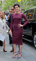 www.acepixs.com<br /> <br /> May 15 2017, New York City<br /> <br /> Jaimie Alexander arriving at the 2017 NBCUniversal Upfront at Radio City Music Hall on May 15, 2017 in New York City.<br /> <br /> By Line: Curtis Means/ACE Pictures<br /> <br /> <br /> ACE Pictures Inc<br /> Tel: 6467670430<br /> Email: info@acepixs.com<br /> www.acepixs.com